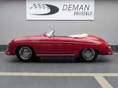 Porsche 356 Pre A 1600 Speedster by Reutter - <small></small> 339.000 € <small>TTC</small> - #6