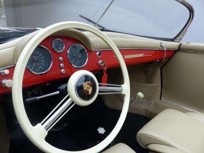 Porsche 356 Pre A 1600 Speedster by Reutter - <small></small> 339.000 € <small>TTC</small> - #11