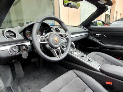 Porsche 718 BOXSTER - <small></small> 54.000 € <small>TTC</small>