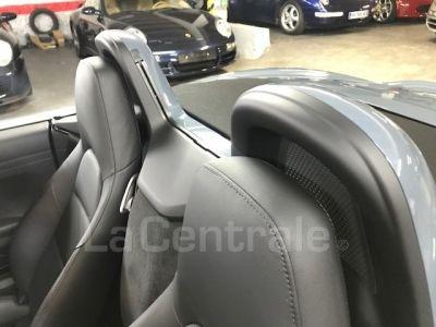 Porsche 718 BOXSTER BOXSTER PDK - <small></small> 58.990 € <small>TTC</small>