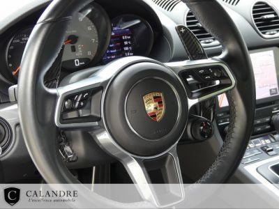 Porsche 718 Cayman 2.5 SC 350CH PDK - <small></small> 79.970 € <small>TTC</small>