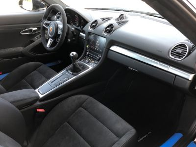 Porsche 718 Cayman GTS 4.0 - Stock - Disponible Immédiatement - <small></small> 89.950 € <small></small> - #13
