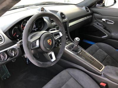 Porsche 718 Cayman GTS 4.0 - Stock - Disponible Immédiatement - <small></small> 89.950 € <small></small> - #14