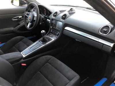 Porsche 718 Cayman GTS 4.0 - Stock - Disponible Immédiatement - <small></small> 89.950 € <small></small> - #25