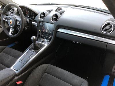 Porsche 718 Cayman GTS 4.0 - Stock - Disponible Immédiatement - <small></small> 89.950 € <small></small> - #24