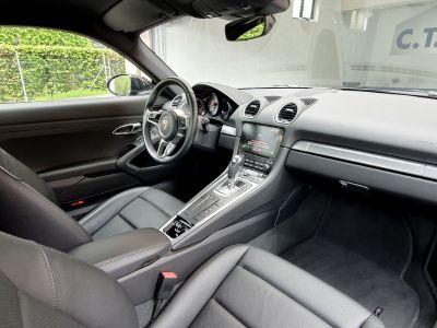 Porsche 718 Cayman S - <small></small> 66.000 € <small>TTC</small>