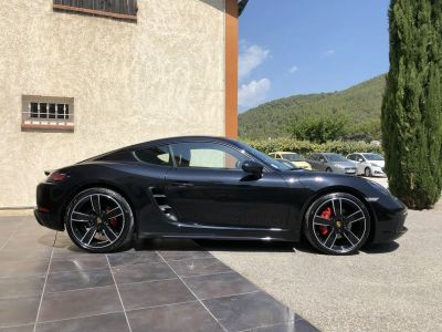 Porsche 718 Cayman S (Type 982) – PDK - <small></small> 69.900 € <small>TTC</small>