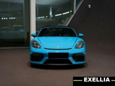 Porsche 718 Spyder  - <small></small> 112.990 € <small>TTC</small> - #2