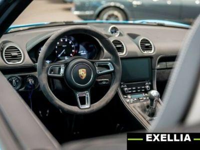 Porsche 718 Spyder  - <small></small> 112.990 € <small>TTC</small> - #5