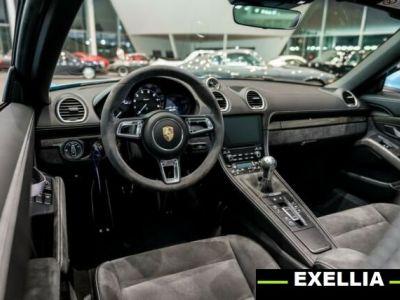 Porsche 718 Spyder  - <small></small> 112.990 € <small>TTC</small> - #6
