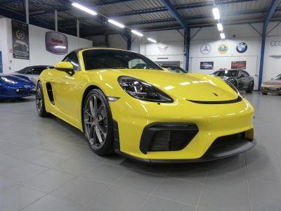 Porsche 718 Spyder 4.0 420CH - <small></small> 109.990 € <small>TTC</small> - #1