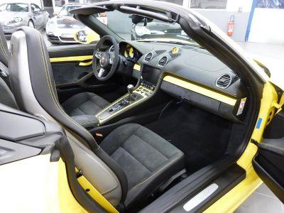 Porsche 718 Spyder 4.0 420CH - <small></small> 109.990 € <small>TTC</small> - #3