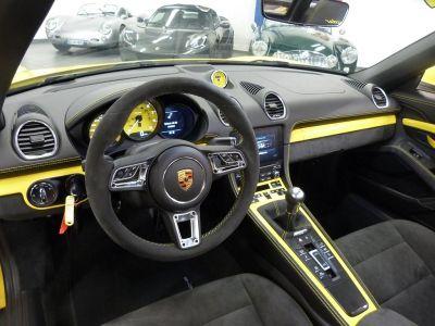 Porsche 718 Spyder 4.0 420CH - <small></small> 109.990 € <small>TTC</small> - #4