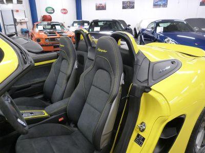 Porsche 718 Spyder 4.0 420CH - <small></small> 109.990 € <small>TTC</small> - #5