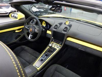Porsche 718 Spyder 4.0 420CH - <small></small> 109.990 € <small>TTC</small> - #9