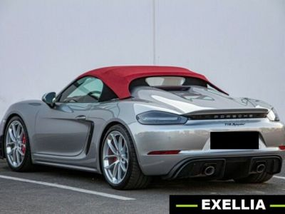 Porsche 718 Spyder Boxter  - <small></small> 135.490 € <small>TTC</small> - #1