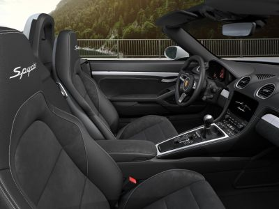 Porsche 718 Spyder Porsche 718 Spyder - <small></small> 117.000 € <small></small>
