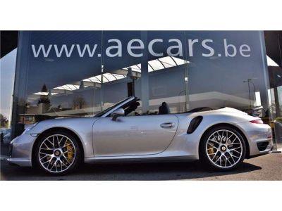 Porsche 911 - TURBO S - CABRIO - PDK - CARBON - BOSE - CERAMIC - - <small></small> 169.950 € <small>TTC</small> - #3
