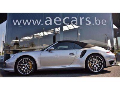 Porsche 911 - TURBO S - CABRIO - PDK - CARBON - BOSE - CERAMIC - - <small></small> 169.950 € <small>TTC</small> - #4