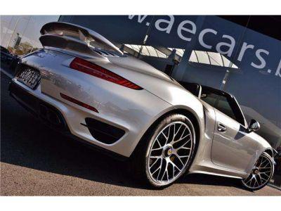 Porsche 911 - TURBO S - CABRIO - PDK - CARBON - BOSE - CERAMIC - - <small></small> 169.950 € <small>TTC</small> - #5