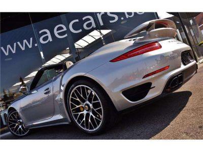 Porsche 911 - TURBO S - CABRIO - PDK - CARBON - BOSE - CERAMIC - - <small></small> 169.950 € <small>TTC</small> - #6