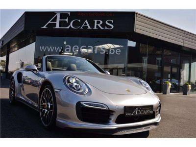 Porsche 911 - TURBO S - CABRIO - PDK - CARBON - BOSE - CERAMIC - - <small></small> 169.950 € <small>TTC</small> - #7
