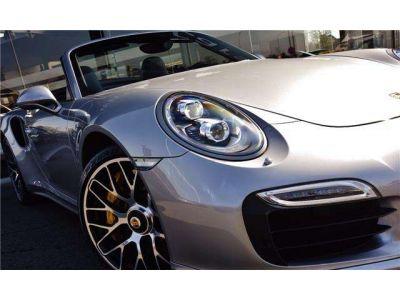 Porsche 911 - TURBO S - CABRIO - PDK - CARBON - BOSE - CERAMIC - - <small></small> 169.950 € <small>TTC</small> - #8