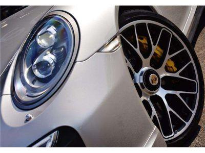 Porsche 911 - TURBO S - CABRIO - PDK - CARBON - BOSE - CERAMIC - - <small></small> 169.950 € <small>TTC</small> - #11