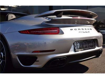 Porsche 911 - TURBO S - CABRIO - PDK - CARBON - BOSE - CERAMIC - - <small></small> 169.950 € <small>TTC</small> - #13
