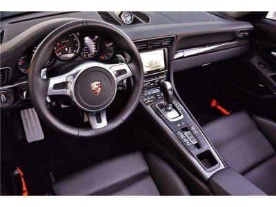Porsche 911 - TURBO S - CABRIO - PDK - CARBON - BOSE - CERAMIC - - <small></small> 169.950 € <small>TTC</small> - #14