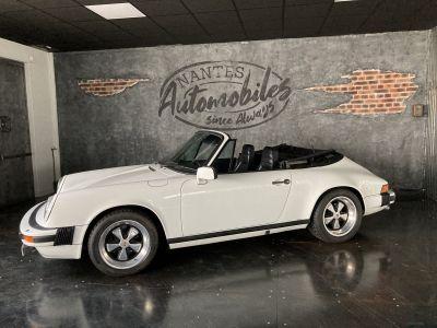 Porsche 911 3.0 SC Cabriolet  - <small></small> 59.900 € <small>TTC</small> - #2