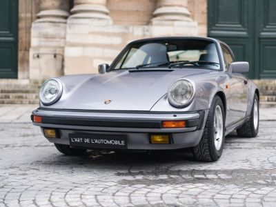 Porsche 911 3.2 *Jubilé* - <small></small> 89.900 € <small>TTC</small> - #50