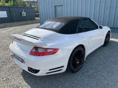 Porsche 911 911 CABRIOLET 3.6 480 TURBO - <small></small> 98.900 € <small>TTC</small> - #14