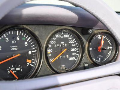 Porsche 911 930 TURBO 3.3 CABRIOLET G50 - <small>A partir de </small>1.690 EUR <small>/ mois</small> - #18