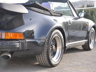 Porsche 911 930 TURBO 3.3 CABRIOLET G50 - <small>A partir de </small>1.690 EUR <small>/ mois</small> - #6