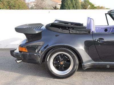 Porsche 911 930 TURBO 3.3 CABRIOLET G50 - <small>A partir de </small>1.690 EUR <small>/ mois</small> - #23
