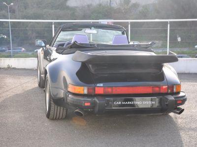Porsche 911 930 TURBO 3.3 CABRIOLET G50 - <small>A partir de </small>1.690 EUR <small>/ mois</small> - #8