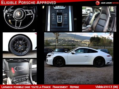 Porsche 911 991 (2) CARRERA PDK 3.0 370 - <small></small> 77.990 € <small>TTC</small>