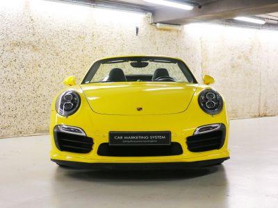 Porsche 911 (991) CABRIOLET 3.8 560 TURBO S - <small>A partir de </small>1.065 EUR <small>/ mois</small>