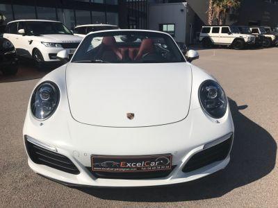 Porsche 911 991 CABRIOLET CARRERA S 3.0L TURBO 420 PDK - <small></small> 114.990 € <small>TTC</small>