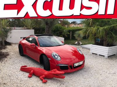 Porsche 911 991 carrera gts 3.8i 430 bv pdk 8 - <small></small> 120.000 € <small>TTC</small> - #1