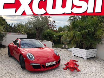 Porsche 911 991 carrera gts 3.8i 430 bv pdk 8 - <small></small> 120.000 € <small>TTC</small> - #16