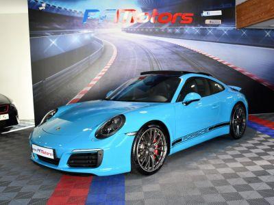 Porsche 911 991 Phase 2 Carrera S PDK 3.0 Turbo 420 GPS BOSE Caméra PDLS Pack Chrono TO Echappement Sport JA 20 - <small></small> 104.991 € <small>TTC</small> - #2