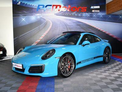 Porsche 911 991 Phase 2 Carrera S PDK 3.0 Turbo 420 GPS BOSE Caméra PDLS Pack Chrono TO Echappement Sport JA 20 - <small></small> 104.991 € <small>TTC</small> - #3