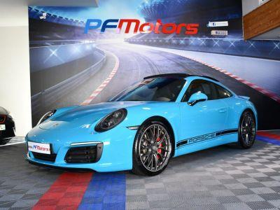 Porsche 911 991 Phase 2 Carrera S PDK 3.0 Turbo 420 GPS BOSE Caméra PDLS Pack Chrono TO Echappement Sport JA 20 - <small></small> 104.991 € <small>TTC</small> - #4
