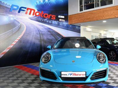 Porsche 911 991 Phase 2 Carrera S PDK 3.0 Turbo 420 GPS BOSE Caméra PDLS Pack Chrono TO Echappement Sport JA 20 - <small></small> 104.991 € <small>TTC</small> - #6