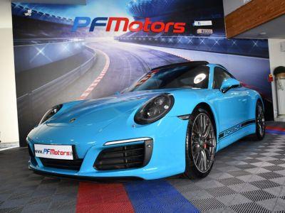 Porsche 911 991 Phase 2 Carrera S PDK 3.0 Turbo 420 GPS BOSE Caméra PDLS Pack Chrono TO Echappement Sport JA 20 - <small></small> 104.991 € <small>TTC</small> - #7