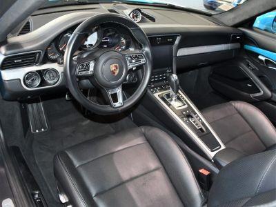 Porsche 911 991 Phase 2 Carrera S PDK 3.0 Turbo 420 GPS BOSE Caméra PDLS Pack Chrono TO Echappement Sport JA 20 - <small></small> 104.991 € <small>TTC</small> - #9