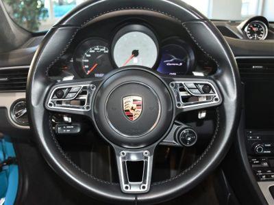 Porsche 911 991 Phase 2 Carrera S PDK 3.0 Turbo 420 GPS BOSE Caméra PDLS Pack Chrono TO Echappement Sport JA 20 - <small></small> 104.991 € <small>TTC</small> - #16