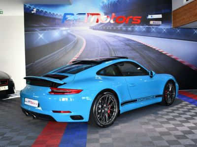 Porsche 911 991 Phase 2 Carrera S PDK 3.0 Turbo 420 GPS BOSE Caméra PDLS Pack Chrono TO Echappement Sport JA 20 - <small></small> 104.991 € <small>TTC</small> - #21